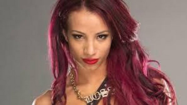 Sasha Banks Wedding.Wrestle World Backstage News From Sasha Banks Recent Wedding